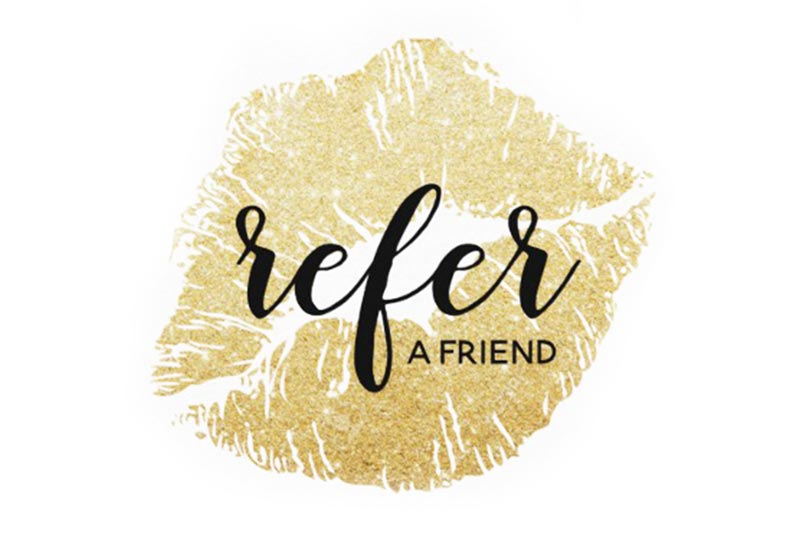 Salon C Referral Program