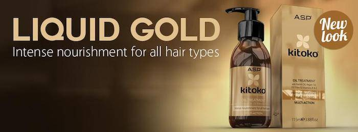 Liquid Gold Hair Products at Pure Beauty Salon and Spa in Naples, FL