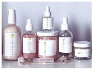 Pure Beauty Products